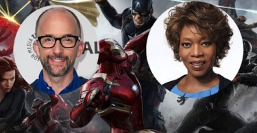 Jim Rash Alfre Woodard Captain America Civil war