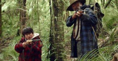 Julian Dennison Sam Neill Hunt for the Wilderpeople
