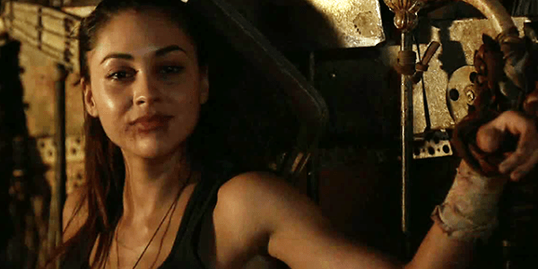 Lindsey Morgan The 100 Nevermore