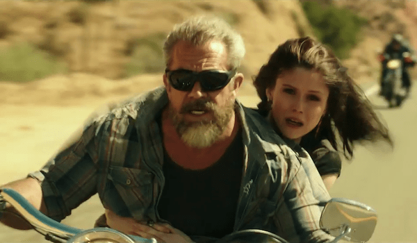 Mel Gibson Erin Moriarty Blood Father