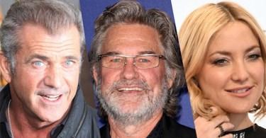 Mel Gibson Kurt Russell Kate Hudson