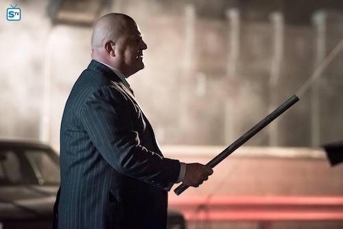Michael Chiklis Azrael Gotham