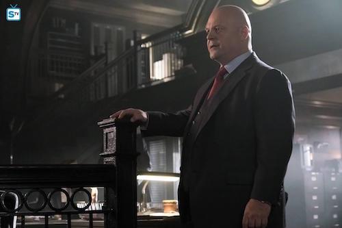 Michael Chiklis Pinewood Gotham