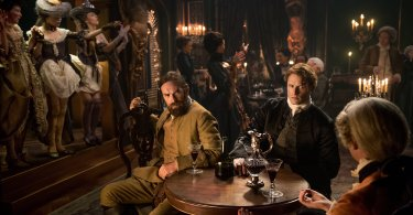 Sam Heughan Duncan Lacroix Outlander Not in Scotland Anymore