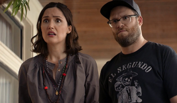 Seth Rogen Rose Byrne Neighbors 2: Sorority Rising