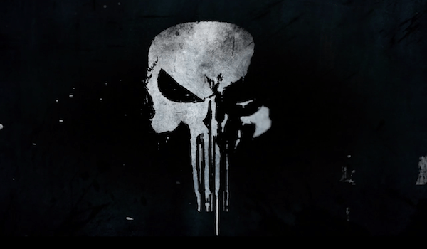 The Punisher Logo Teaser