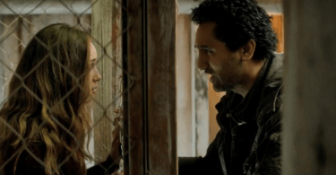 Alycia Debnam-Carey Cliff Curtis Fear the Walking Dead Captive