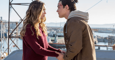 Alycia Debnam-Carey Daniel Zovatto Fear the Walking Dead Captive