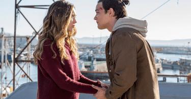 Alycia Debnam-Carey Daniel Zovatto Fear the Walking Dead Captive