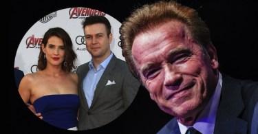 Arnold Schwarzenegger Cobie Smulders Taran Killam