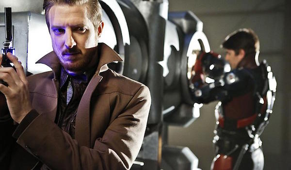 Arthur Darvill Brandon Routh Destiny Legends of Tomorrow