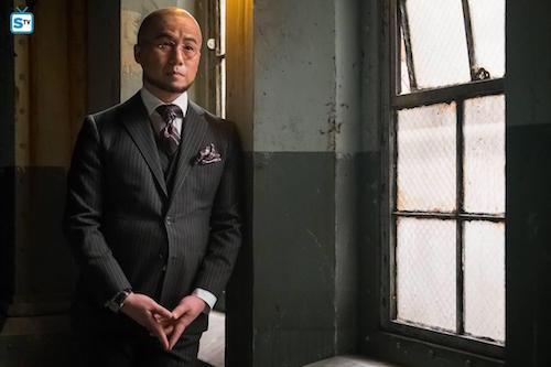 BD Wong Unleashed Gotham