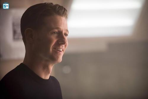 Ben McKenzie Transference Gotham