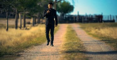 Dominic Cooper Preacher Pilot