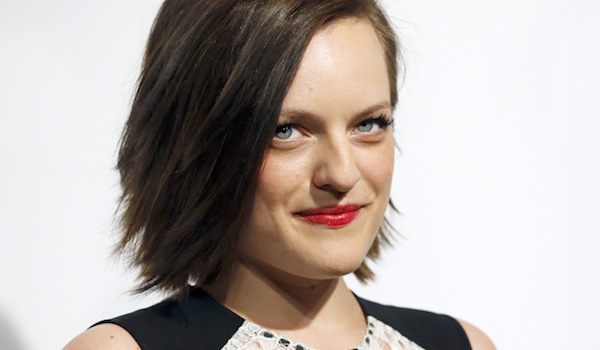 Elisabeth Moss Mad Men Panel Discussion