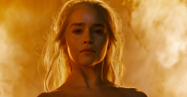 Emilia Clarke Game of Thrones Book of the Stranger 01