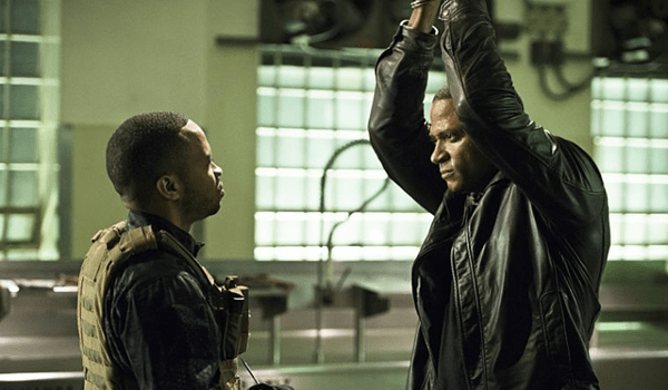 Eugene Byrd David Ramsey Arrow Genesis