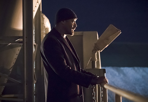 Jesse L. Martin The Race of His Life The Flash
