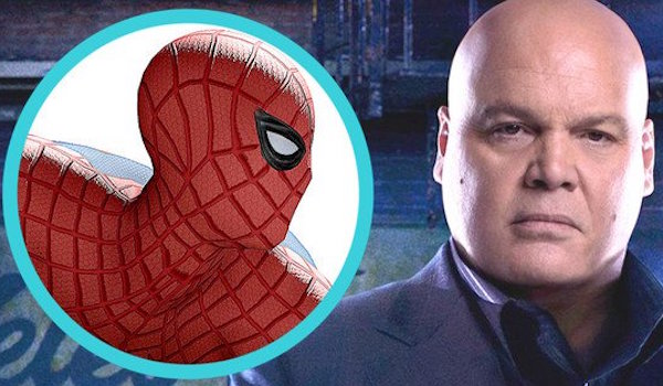 Kingpin Spider-Man Vincent D'Onofrio