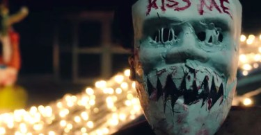 Kiss Me Mask The Purge: Election Year
