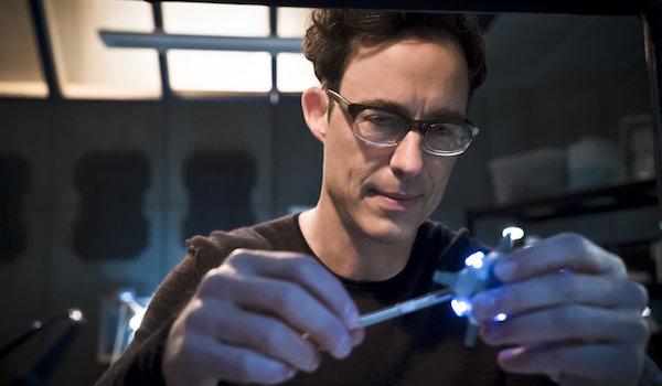 Tom Cavanagh The Flash Season Two