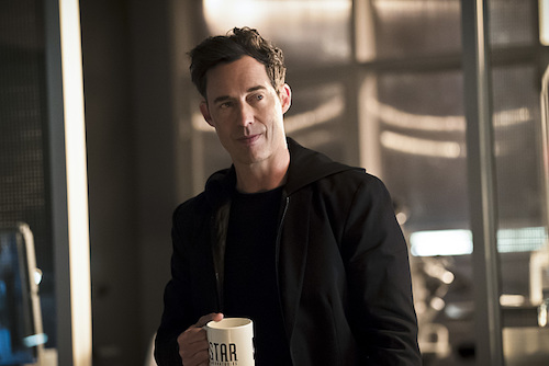 Tom Cavanagh The Race of His Life The Flash