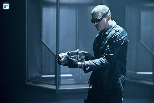 Wentworth Miller Destiny Legends of Tomorrow