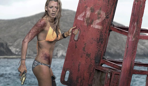 Blake Lively Flare Gun The Shallows