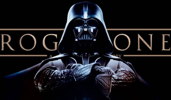Darth Vader Rogue One A Star Wars Story Logo