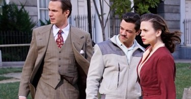 James D'Arcy Dominic Cooper Hayley Attwell Agent Carter Season Two