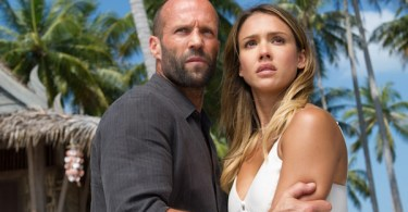 Jason Statham Jessica Alba Mechanic: Resurrection