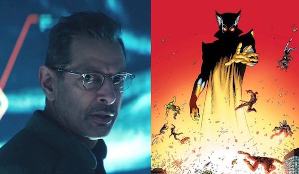 Jeff Goldblum The Grandmaster Thor
