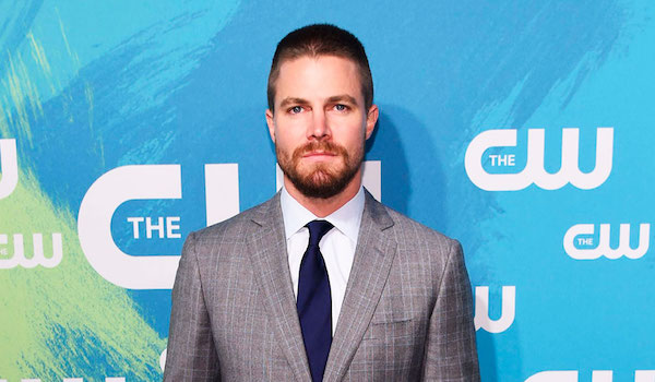 Stephen Amell Upfronts 2016
