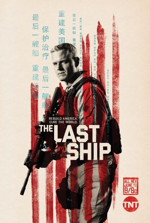 The Last Ship: Season 3 TV Show Poster