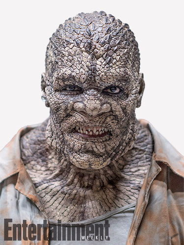 Adewale Akkinuoye-Agbaje Killer Croc
