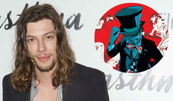 Benedict Samuel The Mad Hatter Gotham