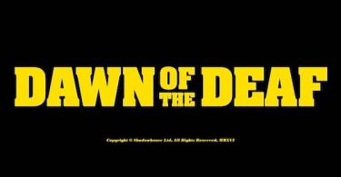 Dawn of the Deaf Logo