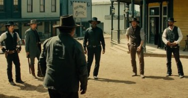 Denzel Washington Chris Pratt Byung-hun Lee The Magnificent Seven