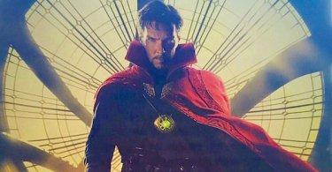 Doctor Strange Benedict Cumberbatch Leaked Poster SDCC
