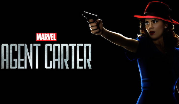 Hayley Attwell Agent Carter ABC Banner