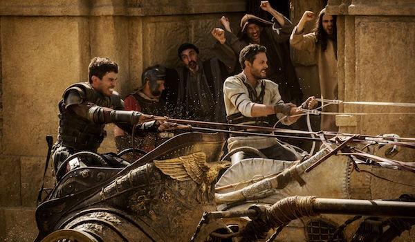 Jack Huston Toby Kebbell Ben-Hur