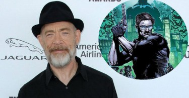JK Simmons Commissioner Gordon
