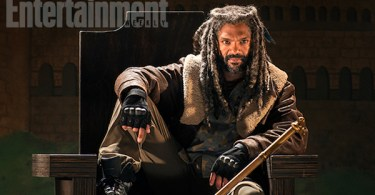 Khary Payton King Ezekiel The Walking Dead