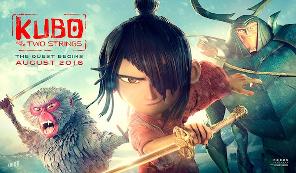 KUBO AND THE TWO STRINGS (2016) Movie Trailer 4: Charlize Theron ...