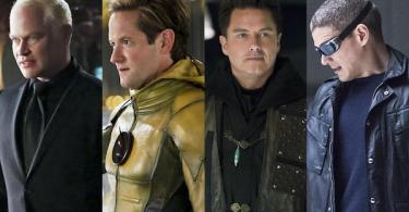 Neal McDonough Matt Letscher John Barrowman Wentworth Miller Legion of Doom