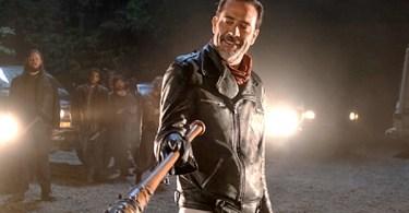 Jeffrey Dean Morgan Negan The Walking Dead Season Seven