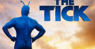 Peter Serafinowicz The Tick Title