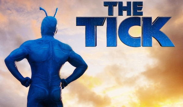 Peter Serafinowicz The Tick Title