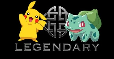 Pokemon Legendary Pictures Logo