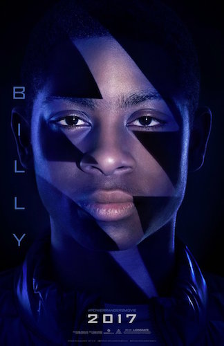 RJ Cyler Billy Power Rangers Poster